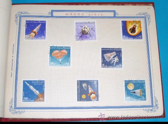 Sellos: ALBUM DE SELLOS DE AJMAN, DUBAI, FRUJEIRA, VIETNAM - Foto 41 - 36536651