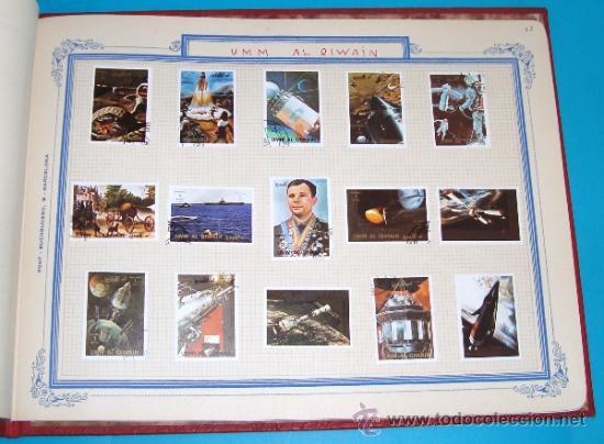 Sellos: ALBUM DE SELLOS DE AJMAN, DUBAI, FRUJEIRA, VIETNAM - Foto 44 - 36536651