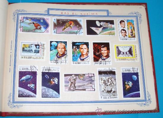 Sellos: ALBUM DE SELLOS DE AJMAN, DUBAI, FRUJEIRA, VIETNAM - Foto 45 - 36536651