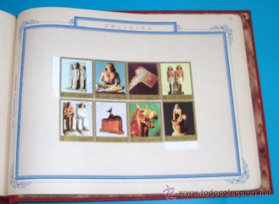 Sellos: ALBUM DE SELLOS DE AJMAN, DUBAI, FRUJEIRA, VIETNAM - Foto 49 - 36536651