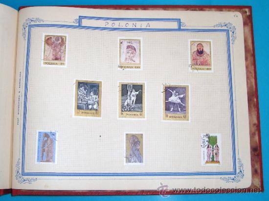 Sellos: ALBUM DE SELLOS DE AJMAN, DUBAI, FRUJEIRA, VIETNAM - Foto 57 - 36536651