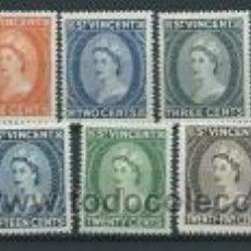 Stamps - COLONIAS INGLESAS. SAN VICENTE - 39955168