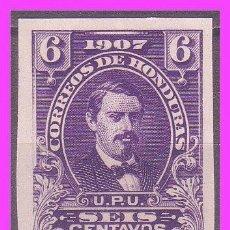 Sellos: HONDURAS 1907 IVERT Nº 103S (*) RARO. Lote 40797229