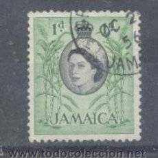Sellos: JAMAICA- 1956-58. Lote 42683840