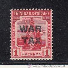Sellos: TRINIDAD & TOBAGO 96 CON CHARNELA, . Lote 43391355