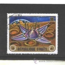 Selos: REPUBLICA DE HAITI 1973 - ESPACIO SIDERAL - USADO. Lote 44819333