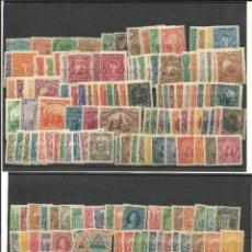 Sellos: EL SALVADOR. COLECCION DE SELLOS NUEVOS Y USADOS CON VALOR SUPERIOR A 250 EUROS. Lote 45356723