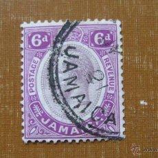 Sellos: JAMAICA 1912, JORGE V, YVERT 64. Lote 46958618