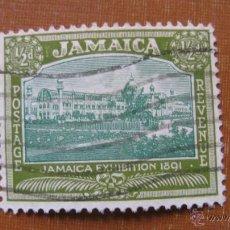 Sellos: JAMAICA 1920, EXPOSICION DE 1891, YVERT 82. Lote 46958660
