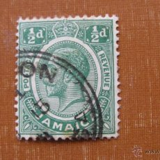 Sellos: JAMAICA 1927, JORGE V, YVERT 109. Lote 46959036