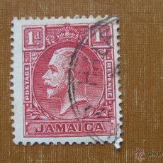 Sellos: JAMAICA 1927, JORGE V, YVERT 110. Lote 46959081