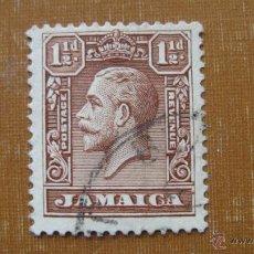 Sellos: JAMAICA 1927, JORGE V, YVERT 111. Lote 46959095