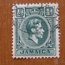 Sellos: JAMAICA 1938, JORGE VI, YVERT 123. Lote 46959208