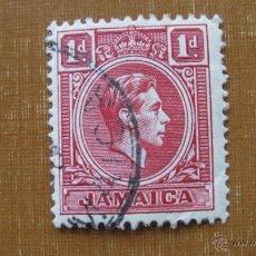 Sellos: JAMAICA 1938, JORGE VI, YVERT 124. Lote 46959237