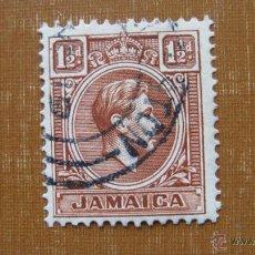 Sellos: JAMAICA 1938, JORGE VI, YVERT 125. Lote 46959261