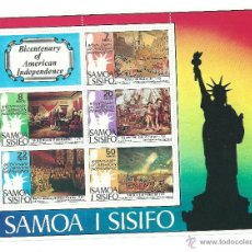 Sellos: R2/ BICENTENARY OF AMERICAN INDEPENDENCE. Lote 47032822