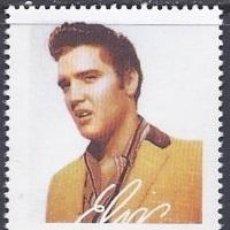 Sellos: SELLO DEL FAMOSO ACTOR Y MUSICO ELVIS PRESLEY - EL REY DEL ROCK AND ROLL. Lote 48495167