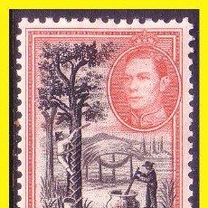 Sellos - HONDURAS BRITÁNICA 1938 IVERT nº 119 * - 48885129