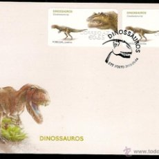 Stamps - Portugal & FDC, Dinossauros 2015 (6) - 49711482