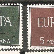 Sellos: LOTE Z-SELLOS EUROPA CEPT ESPAÑA NUEVOS SIN CHARNELA AÑO 1960. Lote 236303965