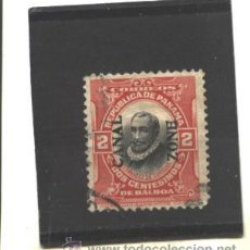Sellos: PANAMÁ 1914 - CANAL ZONE - YVERT NRO. 28 - USADO. Lote 52632069