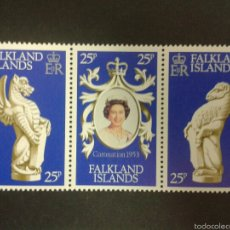 Sellos: SELLOS DE ISLAS FALKLAND (MALVINAS). YVERT 271/3. SERIE COMPLETA NUEVA SIN CHARNELA. . Lote 54296798