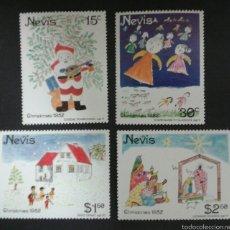 Sellos: SELLOS DE NEVIS. YVERT 100/03. SERIE COMPLETA NUEVA SIN CHARNELA. . Lote 54568408