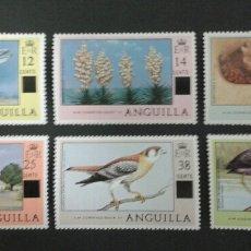 Sellos: SELLOS DE ISLA ANGUILLA. YVERT 304/09. SERIE COMPLETA NUEVA SIN CHARNELA. . Lote 54938448