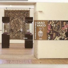 Sellos: PORTUGAL ** & MUSEOS CENTENARIOS, GRÃO VASCO 2016 (2). Lote 55138512