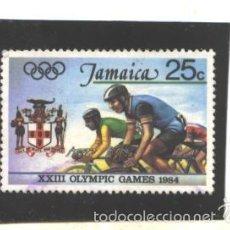 Sellos: JAMAICA 1984 - MICHEL NRO. 585 - USADO. Lote 55366534