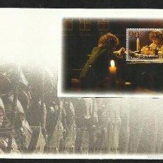 Sellos: NUEVA ZELANDA SOBRE PRIMER DIA CIRCULACION EL SEÑOR DE LOS ANILLOS - LORD OF THE RINGS - CINE - FDC. Lote 56797518