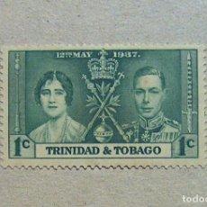 Sellos: TRINIDAD TOBAGO 1CENTS. Lote 61906516