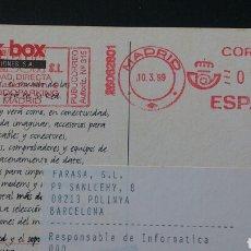Sellos: MATASELLOS DE RODILLO ESPAÑA. Lote 71699227