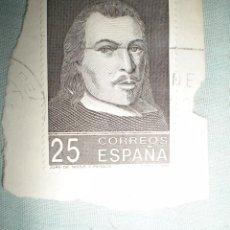 Sellos: SELLO ANTIGUO ESPAÑA JUAN DE TASSIS Y PERALTA. Lote 82170632