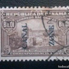 Sellos: PANAMÁ , ZONA DEL CANAL, TASAS, YVERT Nº 4 , 1915. Lote 90249852