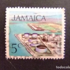 Sellos: JAMAICA 1972 SERIE CORRIENTE YVERT N 356 FU. Lote 91585490