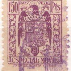Sellos: SELLO FISCAL - ESPECIAL MOVIL - 1,50 PESETAS. Lote 91748435