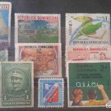 Sellos: LOTE REPÚBLICA DOMINICANA 1. Lote 92367800
