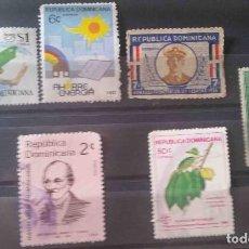 Sellos: LOTE REPÚBLICA DOMINICANA 2. Lote 92367815