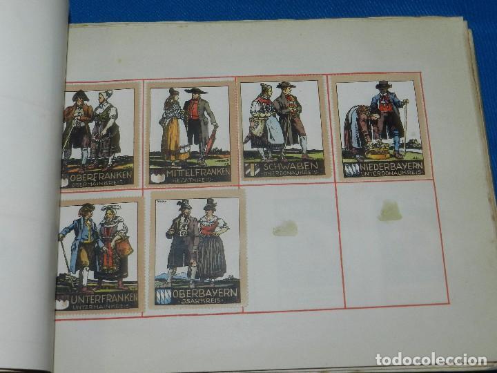 Sellos: (M) LOTE DE 1662 VIÑETAS DE TURISMO DE TODO EL MUNDO AÑOS 30 A LOS AÑOS 50 ( 2 ALBUMES ) - Foto 17 - 93685930