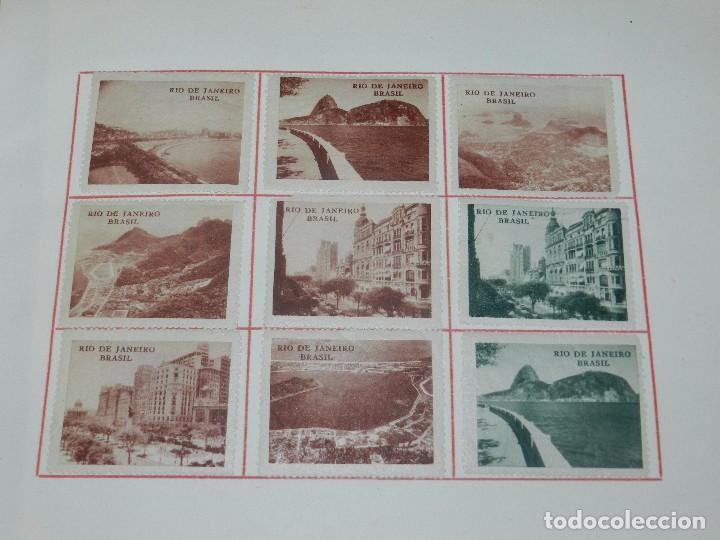 Sellos: (M) LOTE DE 1662 VIÑETAS DE TURISMO DE TODO EL MUNDO AÑOS 30 A LOS AÑOS 50 ( 2 ALBUMES ) - Foto 19 - 93685930