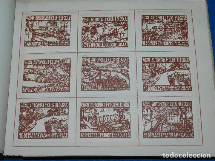 Sellos: (M) LOTE DE 1662 VIÑETAS DE TURISMO DE TODO EL MUNDO AÑOS 30 A LOS AÑOS 50 ( 2 ALBUMES ) - Foto 23 - 93685930
