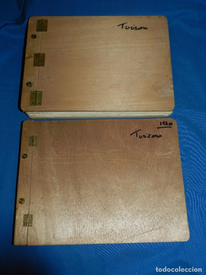 Sellos: (M) LOTE DE 1662 VIÑETAS DE TURISMO DE TODO EL MUNDO AÑOS 30 A LOS AÑOS 50 ( 2 ALBUMES ) - Foto 28 - 93685930
