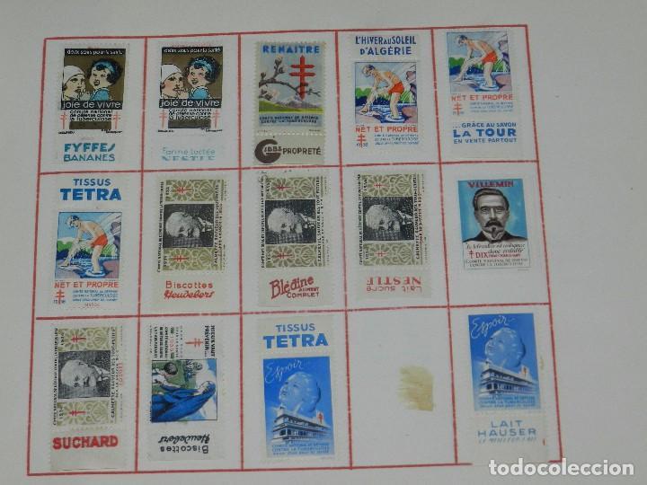 Sellos: (M) LOTE DE 370 VIÑETAS DE ANTI-TUBERCULOSIS AÑOS 20 A LOS AÑOS 50 , ESTRANGERAS - Foto 3 - 93686595