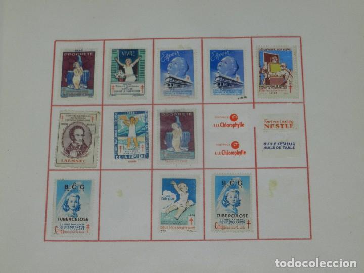 Sellos: (M) LOTE DE 370 VIÑETAS DE ANTI-TUBERCULOSIS AÑOS 20 A LOS AÑOS 50 , ESTRANGERAS - Foto 5 - 93686595