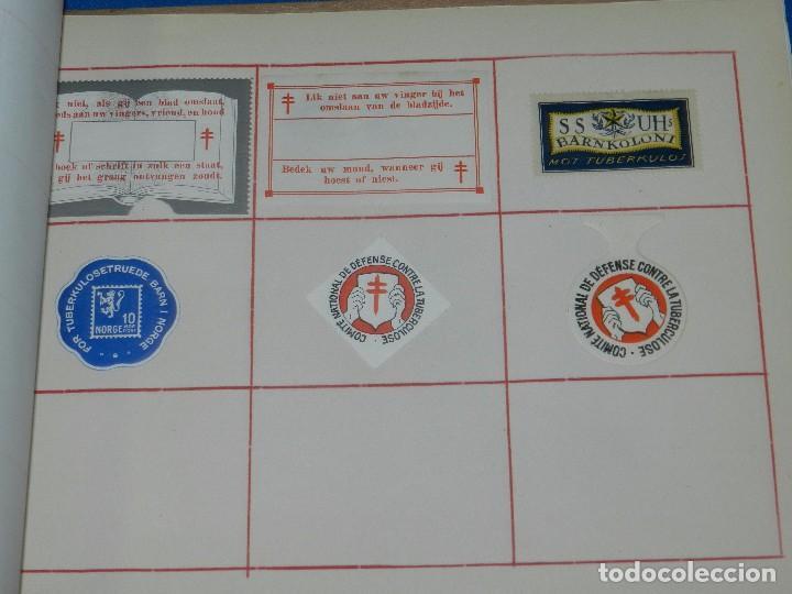 Sellos: (M) LOTE DE 370 VIÑETAS DE ANTI-TUBERCULOSIS AÑOS 20 A LOS AÑOS 50 , ESTRANGERAS - Foto 8 - 93686595
