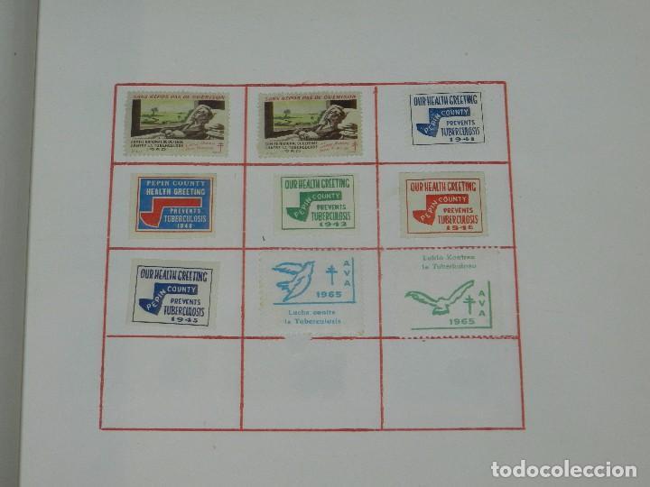 Sellos: (M) LOTE DE 370 VIÑETAS DE ANTI-TUBERCULOSIS AÑOS 20 A LOS AÑOS 50 , ESTRANGERAS - Foto 9 - 93686595