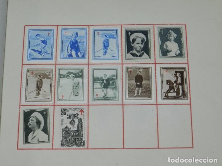 Sellos: (M) LOTE DE 370 VIÑETAS DE ANTI-TUBERCULOSIS AÑOS 20 A LOS AÑOS 50 , ESTRANGERAS - Foto 12 - 93686595