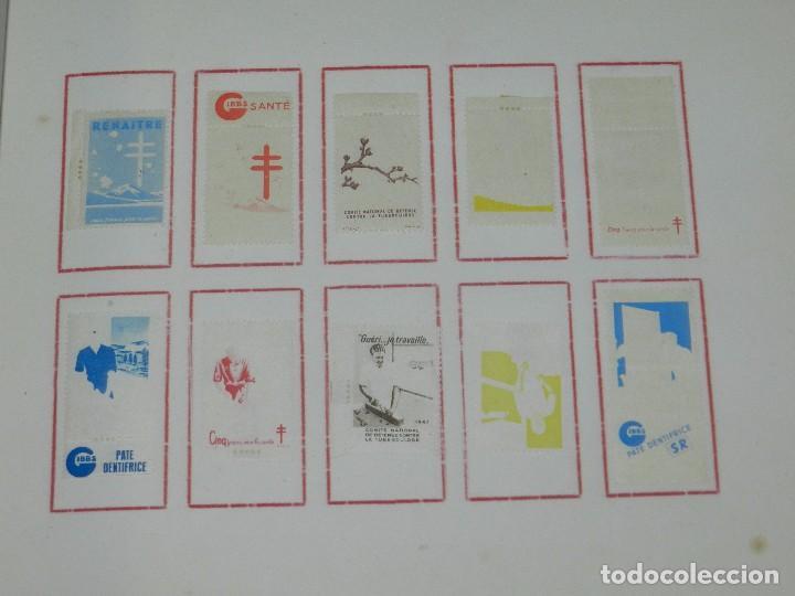 Sellos: (M) LOTE DE 370 VIÑETAS DE ANTI-TUBERCULOSIS AÑOS 20 A LOS AÑOS 50 , ESTRANGERAS - Foto 16 - 93686595