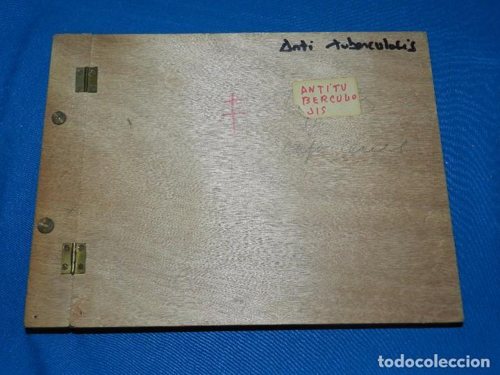 Sellos: (M) LOTE DE 370 VIÑETAS DE ANTI-TUBERCULOSIS AÑOS 20 A LOS AÑOS 50 , ESTRANGERAS - Foto 18 - 93686595